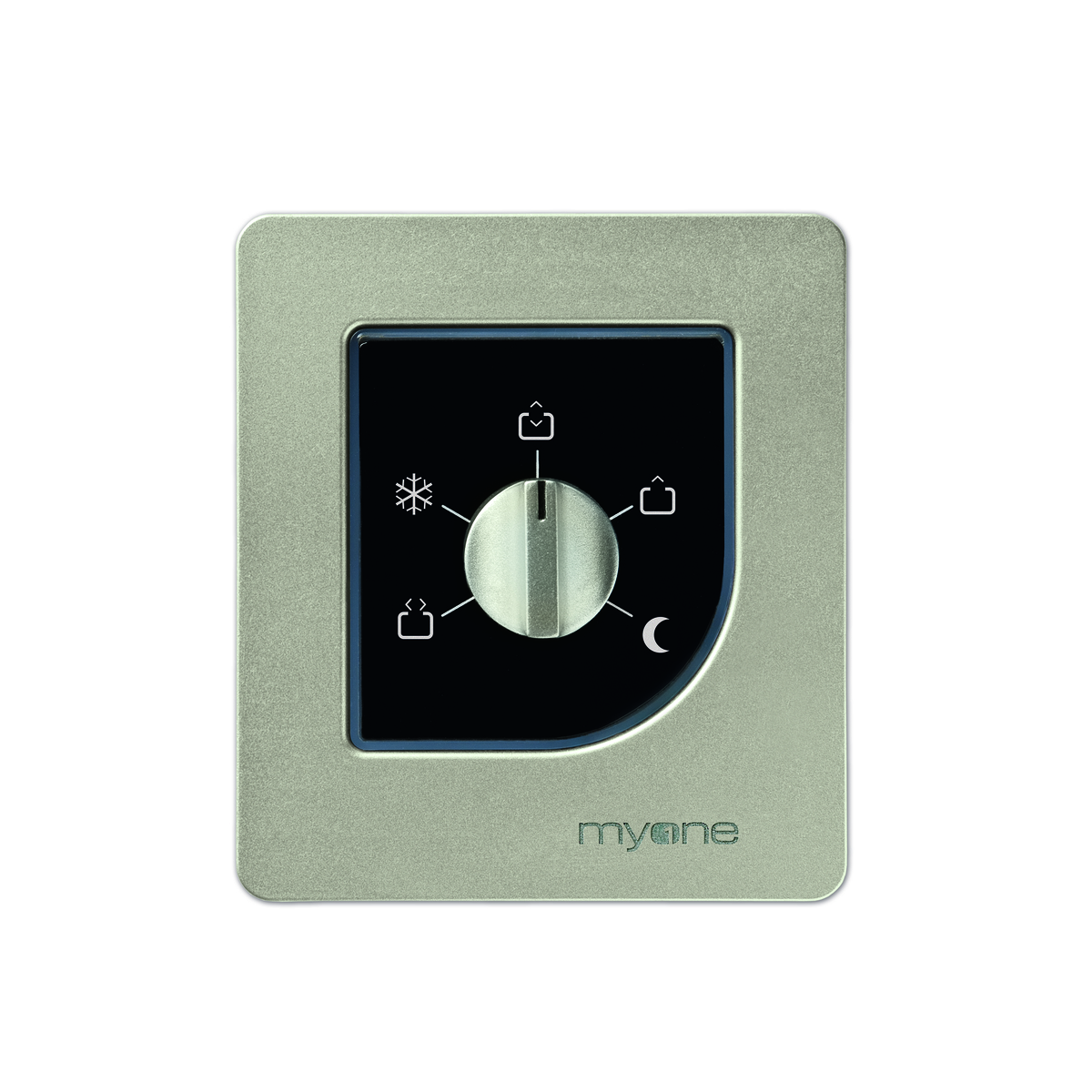 Myone wired mechanical selector with knob