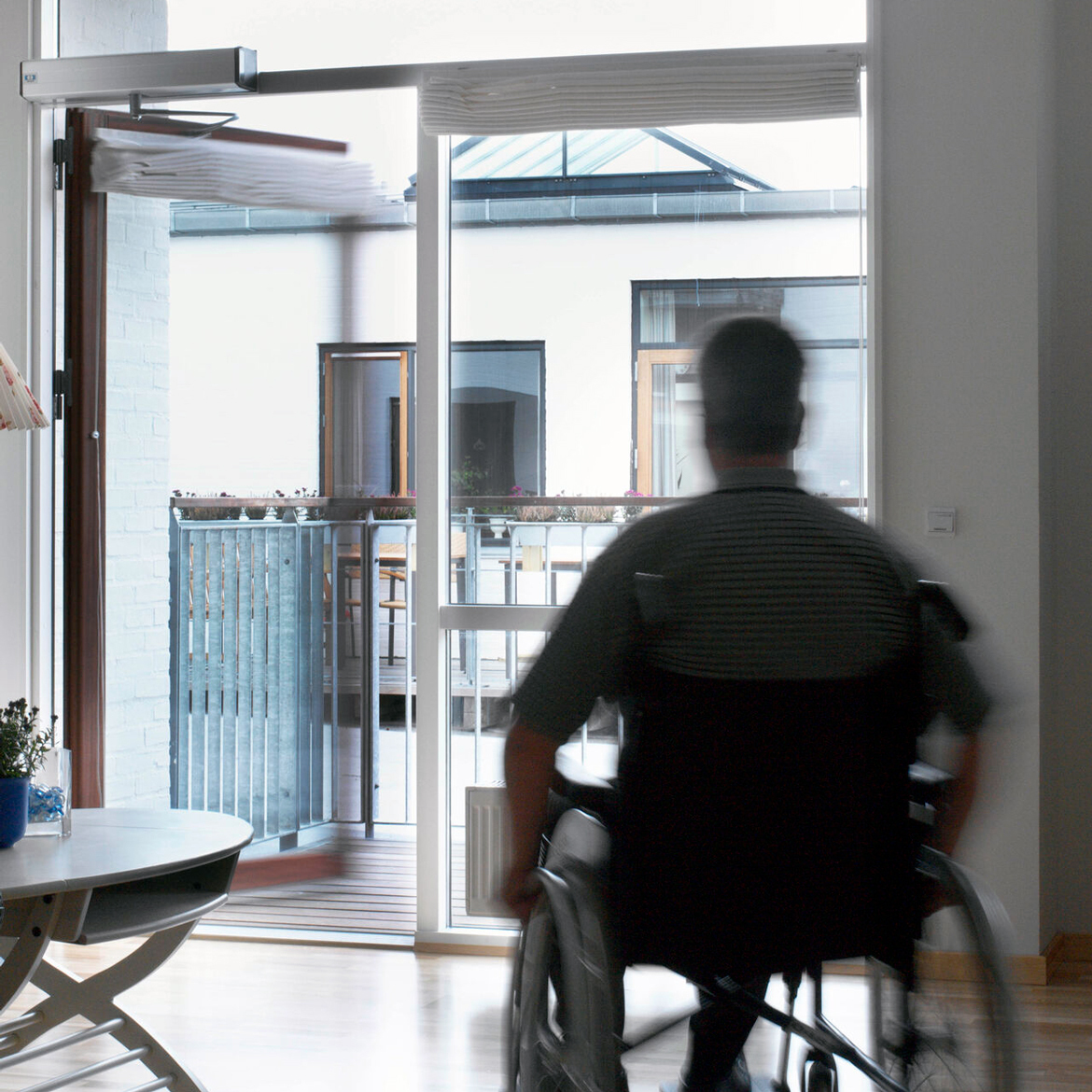 GDR Door Automation - Disabled