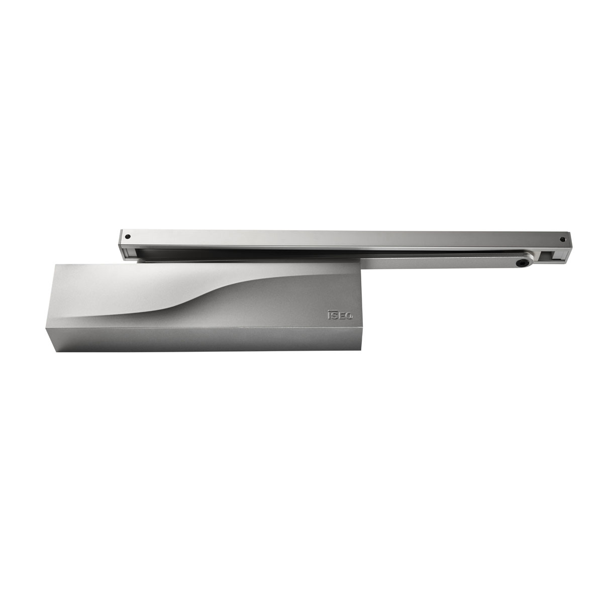 GDR Iseo IS115 Silver Door Closer