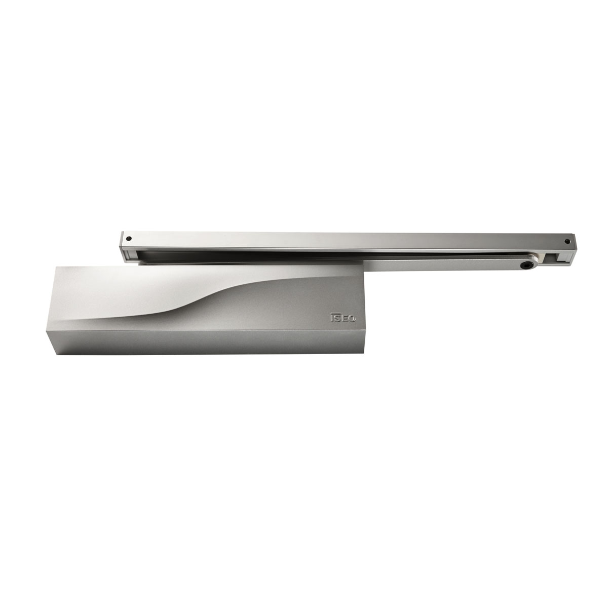 GDR Iseo IS315 Silver Door Closer