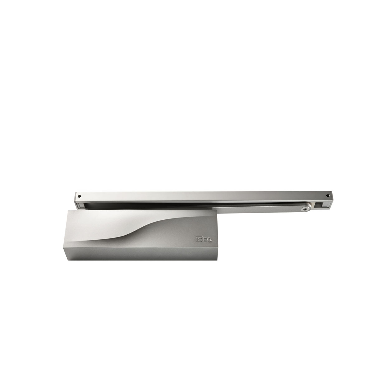 GDR Iseo IS60 Silver Door Closer