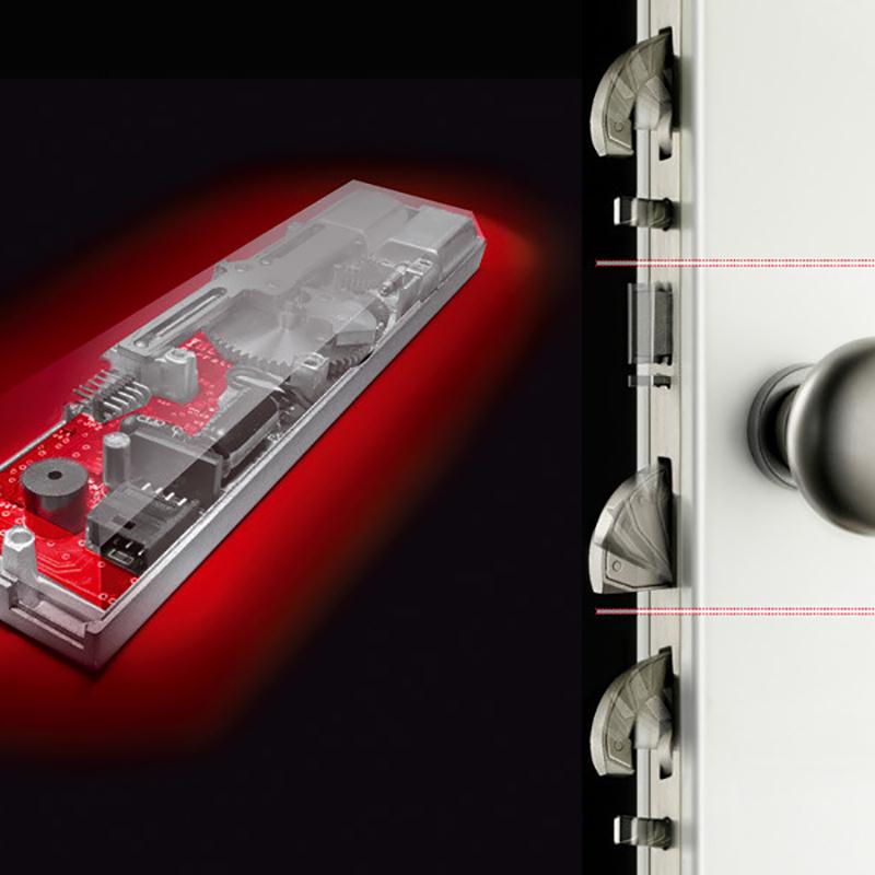 Multi blindo lock